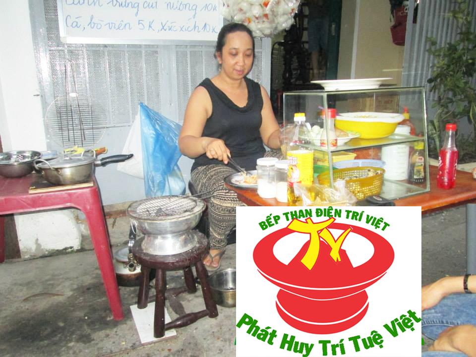 Những quán ven đường luôn chọn bếp than Trí Việt vì sự tiện lợi và giá thành hợp lý