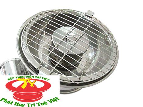 Loại bếp nướng không khói Trí Việt được nhiều người sử dụng